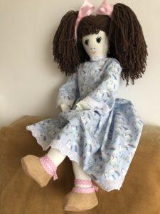 Rag Doll for Freya's 1st birthday