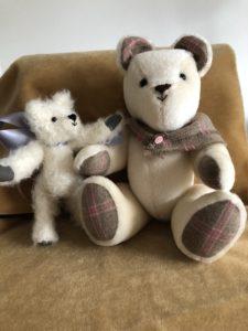 Little Bear and Standard Bear